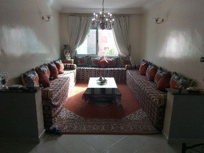 photo annonce Rent for holidays Apartment Centre ville Rabat Morrocco