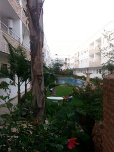 photo annonce Rent for holidays Apartment Harhoura Rabat Morrocco