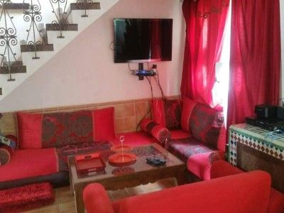 Rent for holidays house in Rabat Harhoura , Morocco