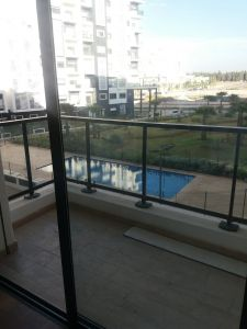 photo annonce Location Appartement Hay Ryad Rabat Maroc