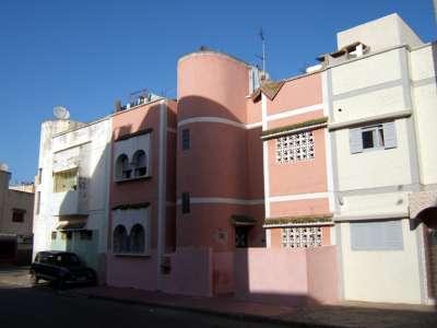 Rent for holidays rabat apartment temara rabat morocco 4 for 9hab sala sidi moussa
